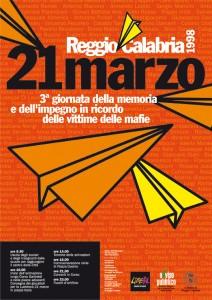 Reggio Calabria - 21 marzo 1998