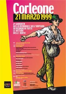 Corleone (PA) - 21 marzo 1999