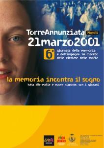 Torre Annunziata (NA) - 21 marzo 2001
