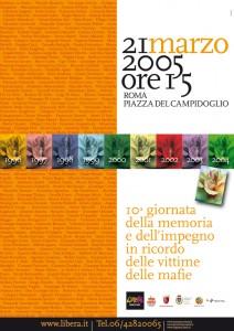 Roma - 21 marzo 2005