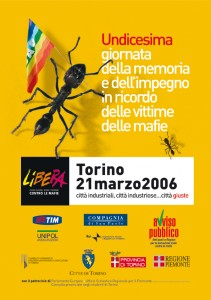 Torino - 21 marzo 2006
