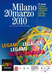 Milano - 20 marzo 2010